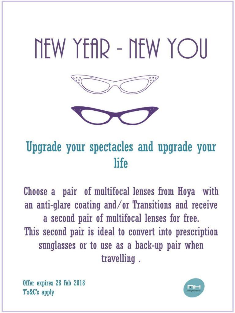Hoya summer spectacle promo 2018 NH Optometrist Plattekloof